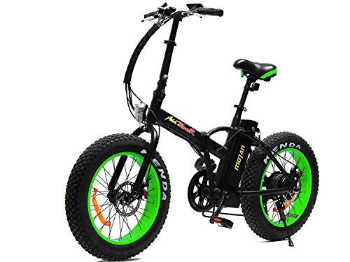 "Addmotor MOTAN Electric Bicycle 2017 4 Colors 20"" Fat Tire Portable Smart Folding Electric Bike Motor Bikes For Beach Snow All Terrain 500W 48V M-150 E-Bike:   <p><b>Electric System</b><br> Battery: 48V*10.4AH Samsung Lithium Cell Batteries In A Sealed Removable Pack<br> Motor: 48V*500W Rear Hub Brushless Motor - Special Design For Snow Beach All Terrain<br> Display: Addmotor 5 Inch LCD Display<br> Distance: Electric Bicycle Single Charge Is 55 Miles Using The Level One Assist.<br> Cha..."
