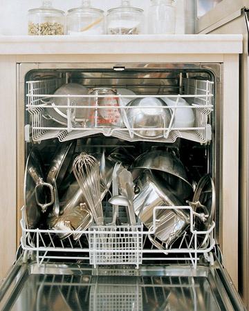 Homekeeping Solutions: Dishwasher Dos and Don'ts - Martha Stewart