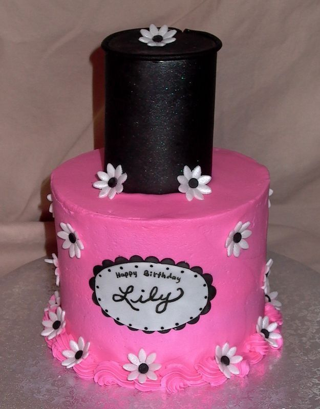 Nail polish cake | NAIL POLISH — Children's Birthday Cakes