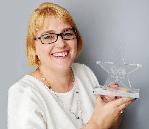 Wiltshire business woman named best virtual assistant in the South West