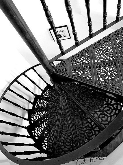 Georgeous Staircase Pattern