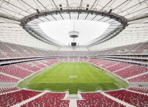 Estadio Nacional de Fútbol de Varsovia,
