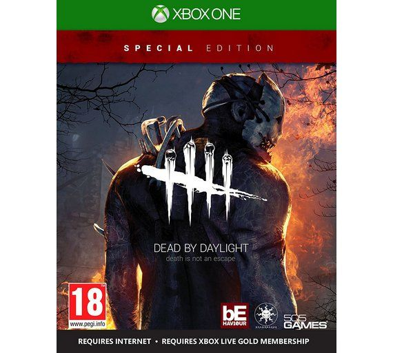 Buy Dead By Daylight Xbox One Game at Argos.co.uk, visit Argos.co.uk to shop online for Xbox One games, Xbox One, Video games and consoles, Technology