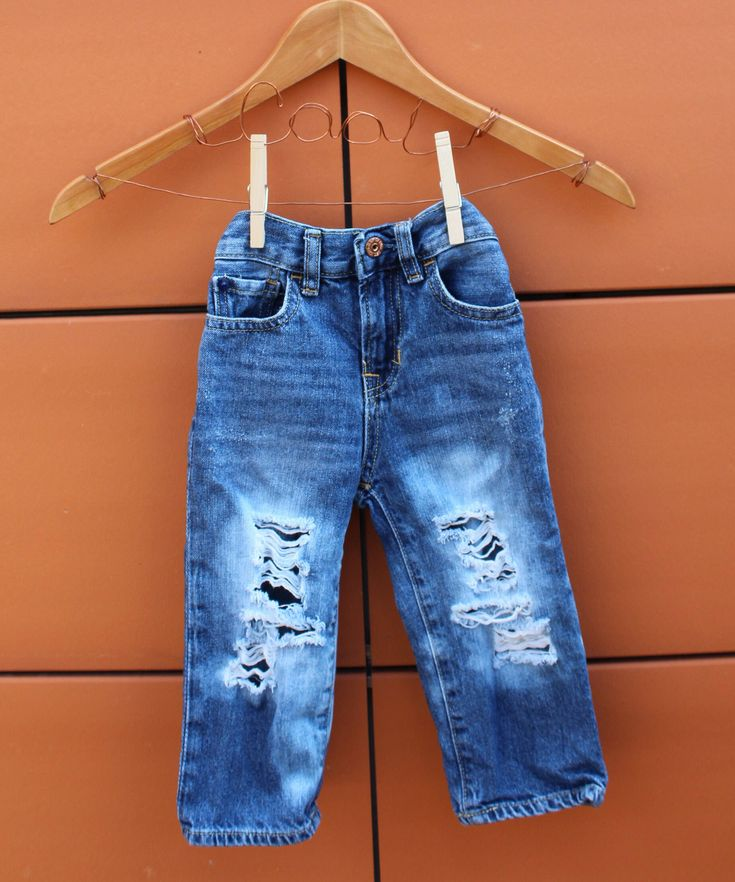 Excited to share the latest addition to my #etsy shop: Baby Skinny Jeans 18-24 Months Ripped Jeans Distressed Denim Trendy Baby Clothes Distressed Jeans Infant Jeans Toddler Jeans Skinny Jeans