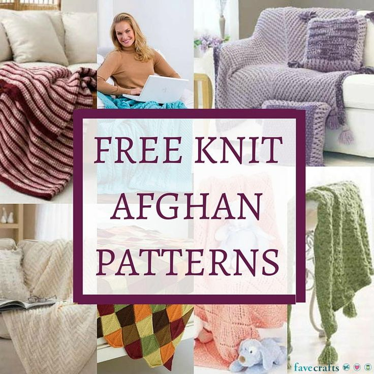 Discover 31 Free Knit Afghan Patterns that work for every occasion. Whether you're looking for Christmas afghan patterns or a knitted cable afghan pattern, this collection of free knitted afghan patterns can help.