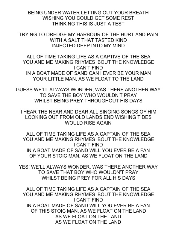 lyrics of song valentine's day by linkin park