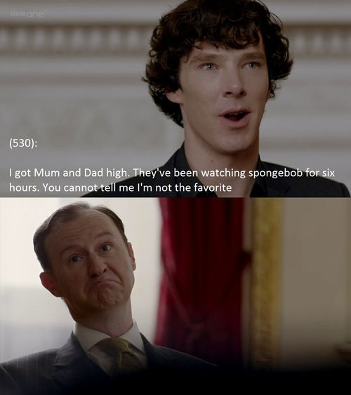 Texts From 221b Baker Street