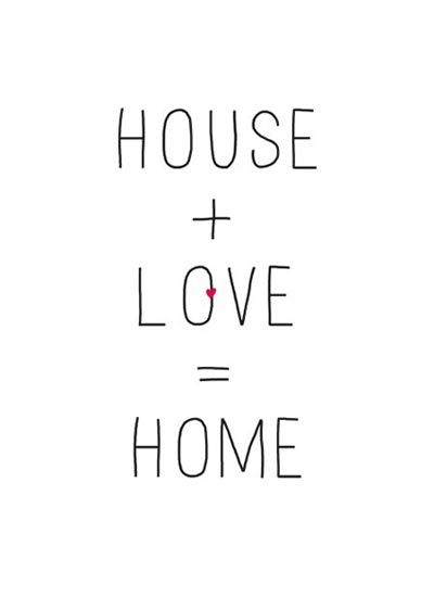quotes about home and love - photo #4
