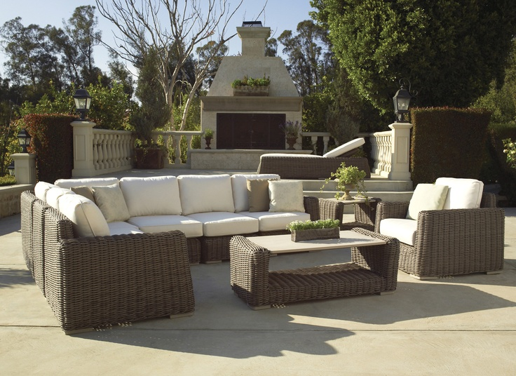 Superior Brown Jordan Luxury Patio Furniture