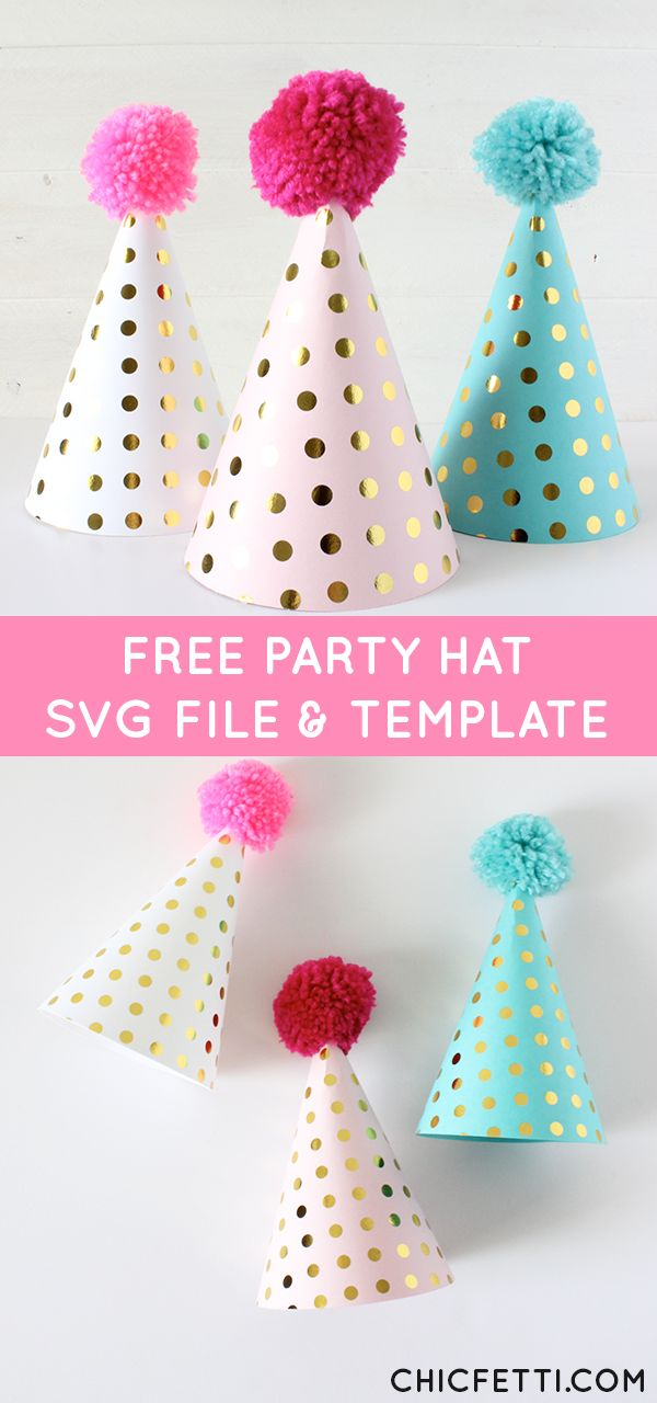 Best 25+ DIY party hat template ideas on Pinterest DIY birthday - party hat template