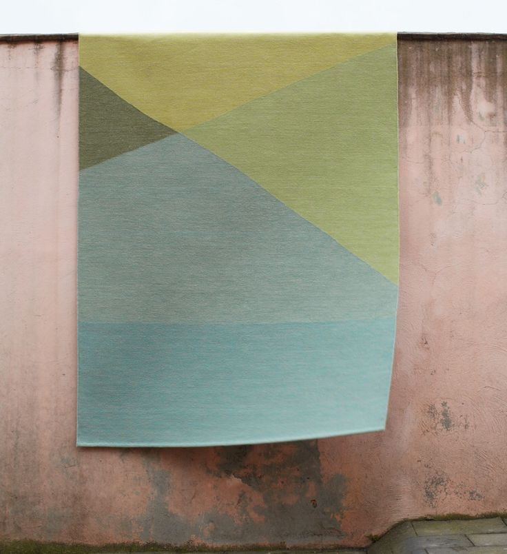Our Marle Collection uses colour blocking to create artful dimension in a flat weave rug. Coming soon.