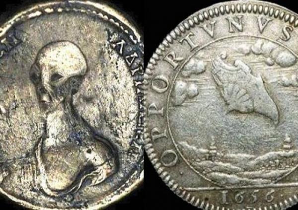 Koin Kuno Ini Buktikan Alien Pernah Mengunjungi Bumi?