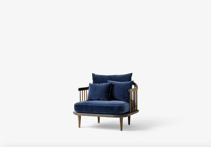 Fly Lounge Chair SC1 designed på Space Copenhagen for &tradition