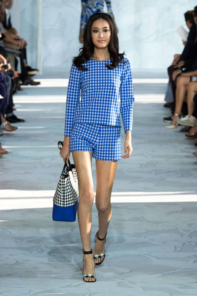 Gingham - Watch out for our super stylish take on this key look for Spring 2015 soon to arrive in stores. #Excited