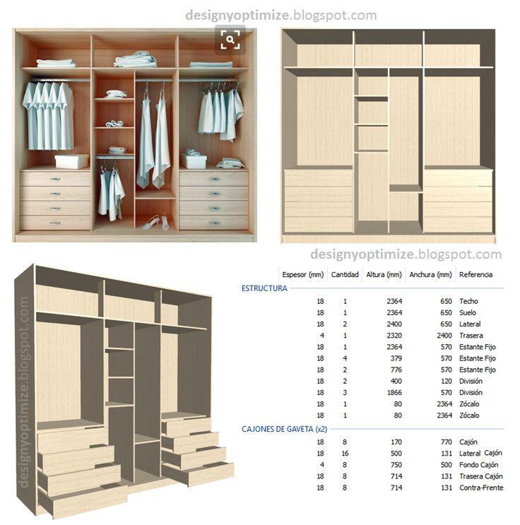 Diseo de armarios gratis diseno de armarios gratis for Programa de diseno de muebles gratis
