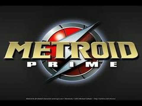 Metroid Prime Music- Phendrana Drifts