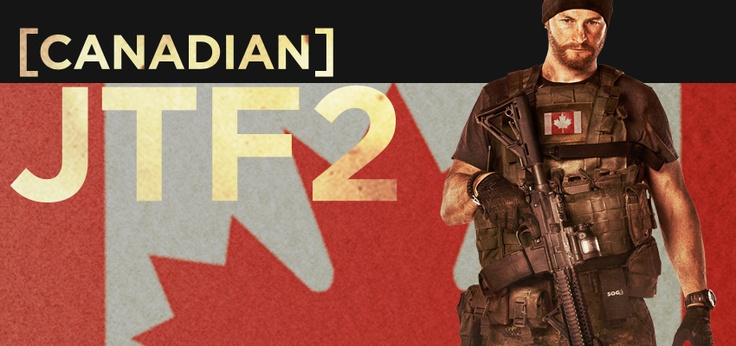 Canadá JTF2