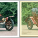 Vintage Image Effect with CSS box shadow and Gradient