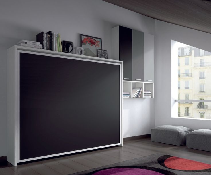 M s de 25 ideas incre bles sobre camas murphy en pinterest - Sofa cama que ocupen poco espacio ...
