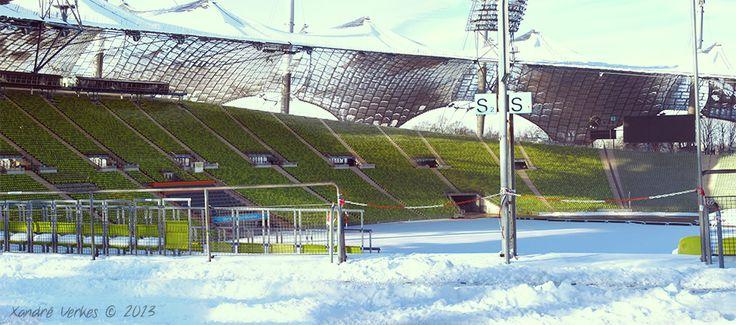 Munich , Olympiaparka