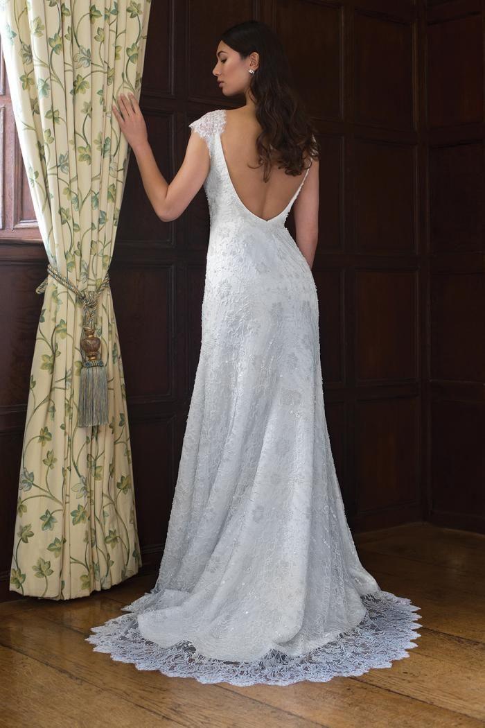 39 best Augusta Jones images on Pinterest | Short wedding gowns ...