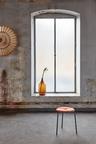 Patch stool, design: Mia Cullin, Axel Bjurström | Styling: Katrin Bååth | Photo: Sara Landstedt