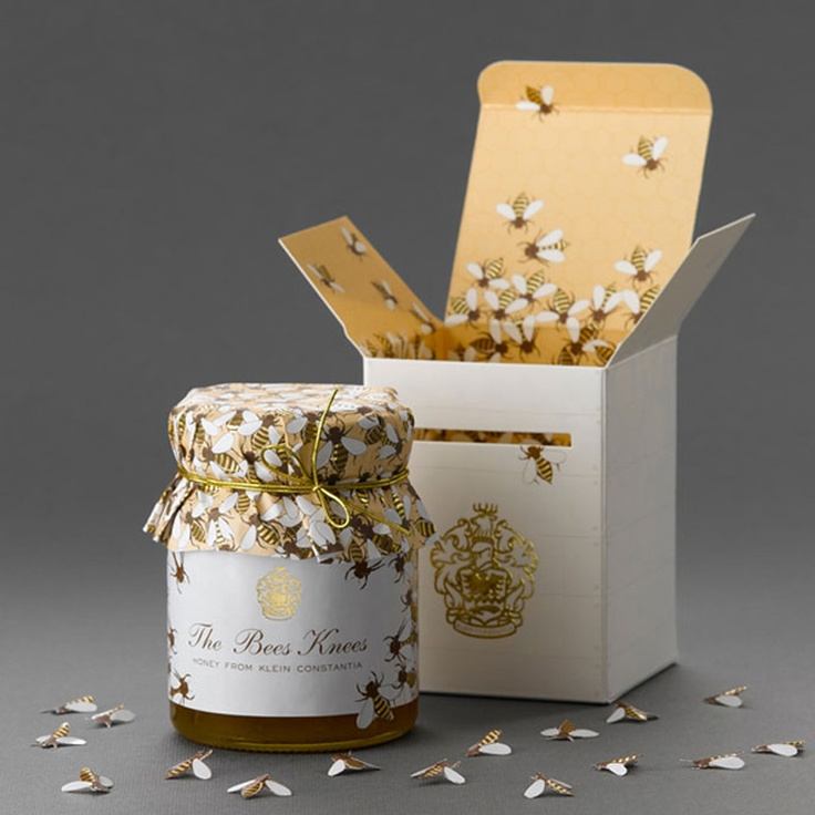 Honey package by Klein Constantia