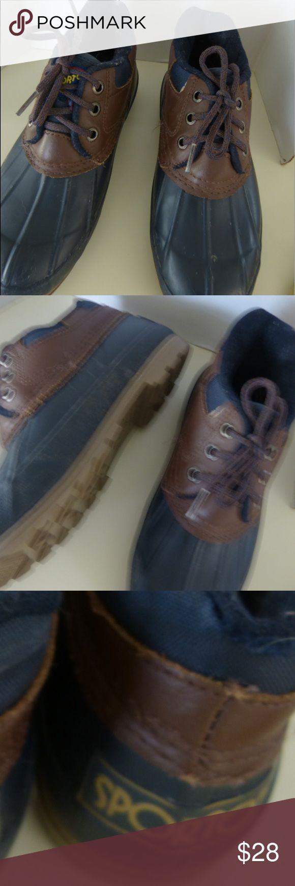 Sporto Women's Duck Boots Shoes Size 6 Sporto Women's Duck Boots Shoes Size 6 Great condition Sporto Shoes