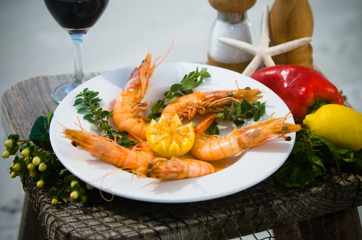 Nichole!!!! LOOk!!!  Freshest Seafood on Anna Maria Island!