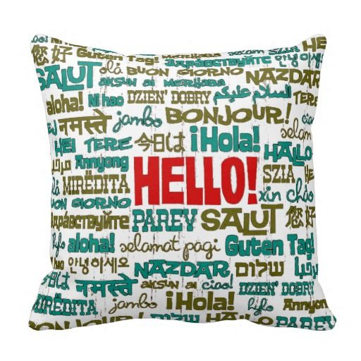 how to say hello in different languages for kids