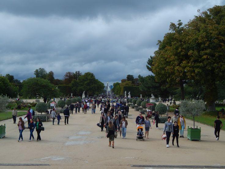#JardinsduTuileries #Tuileries #Paris