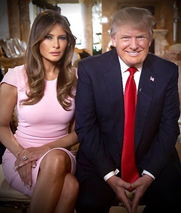 """Florida for Trump Retweeted Darryl Buffkin @DCBuffkin 13m13 minutes ago  The Next President of """"The United States of America"""" and First Lady Melania.@realdonaldtrump #MakeAmericaGreatAgain"""