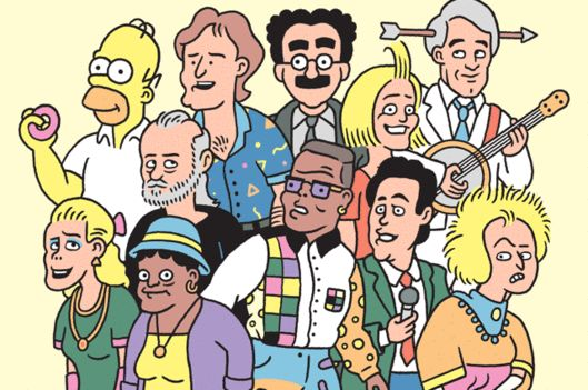 From the Marx Brothers to The Simpsons, Richard Pryor to Amy Schumer: 100 bits, sketches, and one-liners that changed humor forever.
