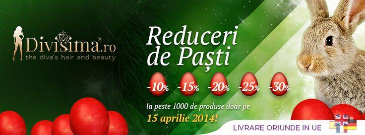 Campanie Paste 2014 Divisima.ro