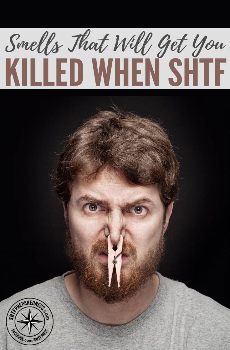 Smells That Will Get You Killed When SHTF — This may seem like a silly topic to touch on, well you are far from right if you believe that. On the article that follows below they have 3 smells that can get you killed if SHTF.