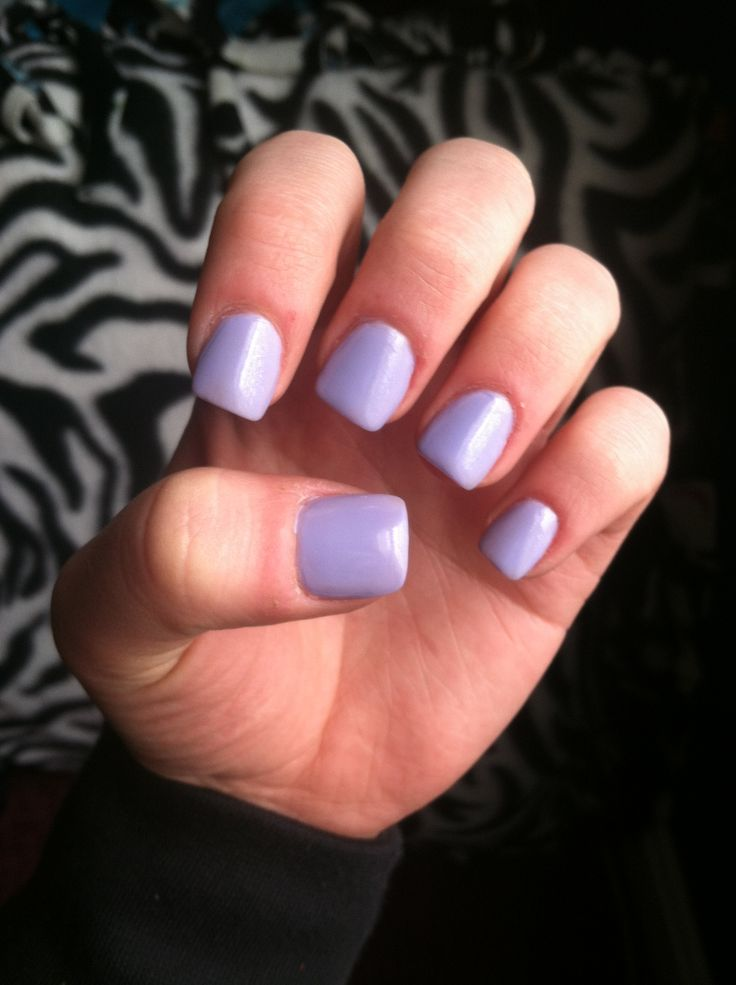 Purple acrylic nails | nails | Pinterest | Purple acrylic ...