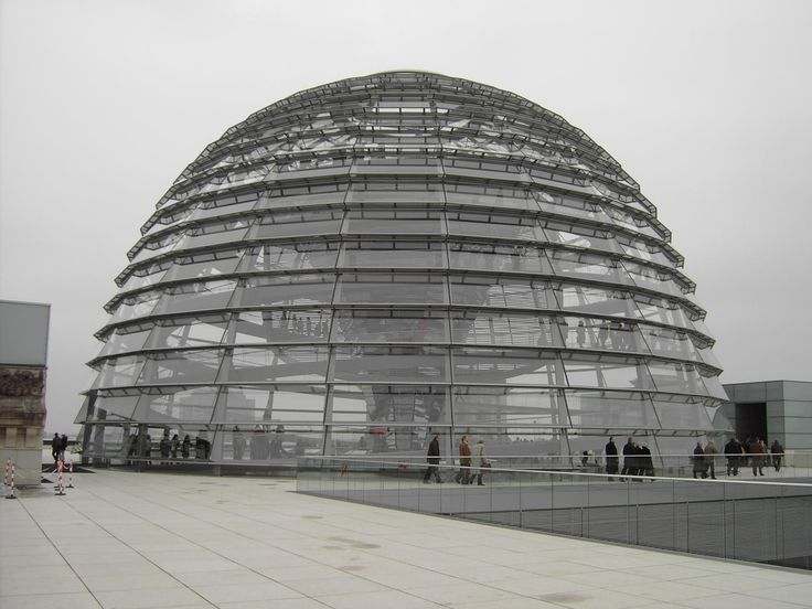 Architecturale bezienswaardigheden in Berlijn (Duitsland)