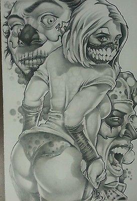 Prison art by betoe quintana