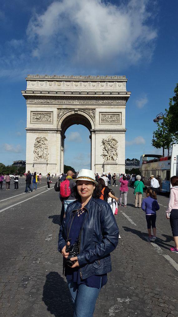 blogdetravel: Jurnal de călătorie, Franţa 2017 - Paris, ziua a 9...