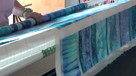 how to become a long arm quilter