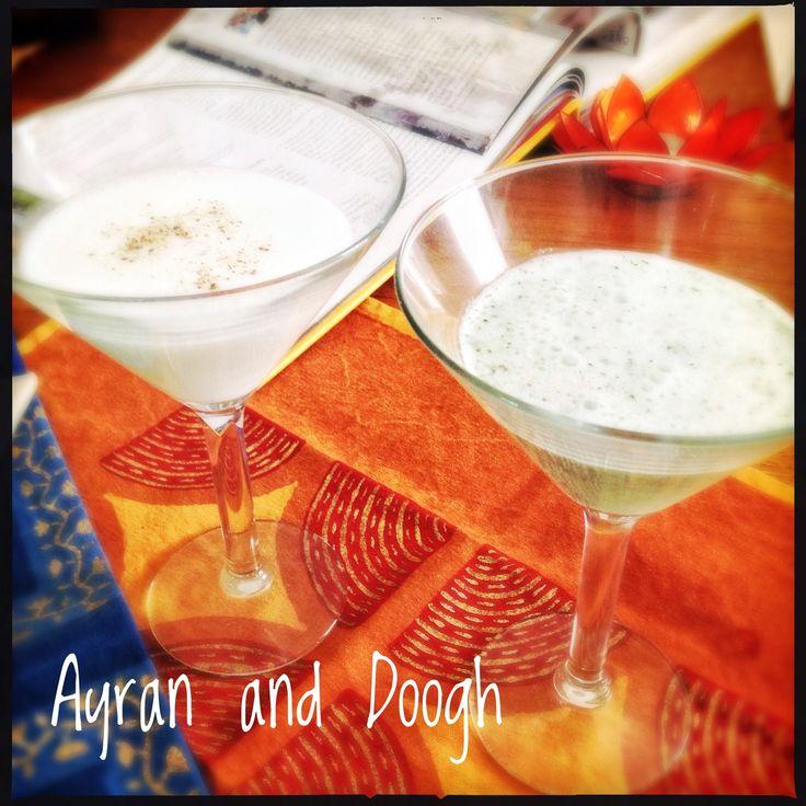 Ayran | Middle Eastern Yoghurt Drink