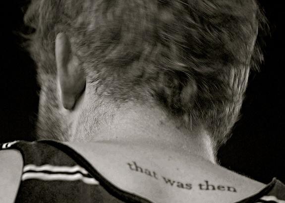 bon iver tattoo
