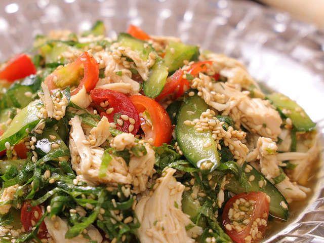 きゅうり レシピ トマト