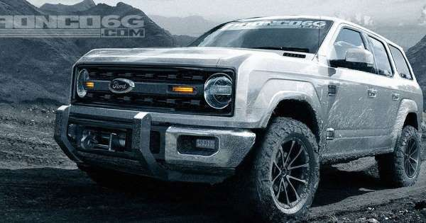 Everything We Think We Know About The 2020 Ford Bronco Ford
