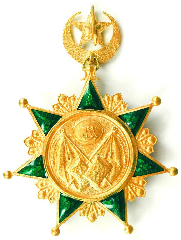 Ottoman Empire Order of Osmanieh