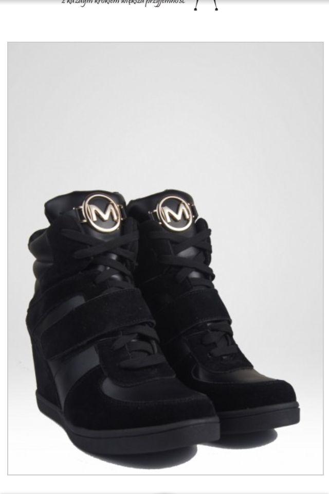 Bardzo wygodne Sneakersy do każdej stylizacji tylko u nas www.catwalkshoes.pl <3