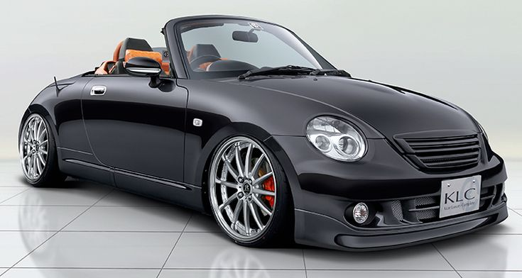 コペン COPEN エアロパーツ バンパータイプ|ダイハツ L880K MC(マイナーチェンジ)前後共通|KLC - Kcar Luxury Complete