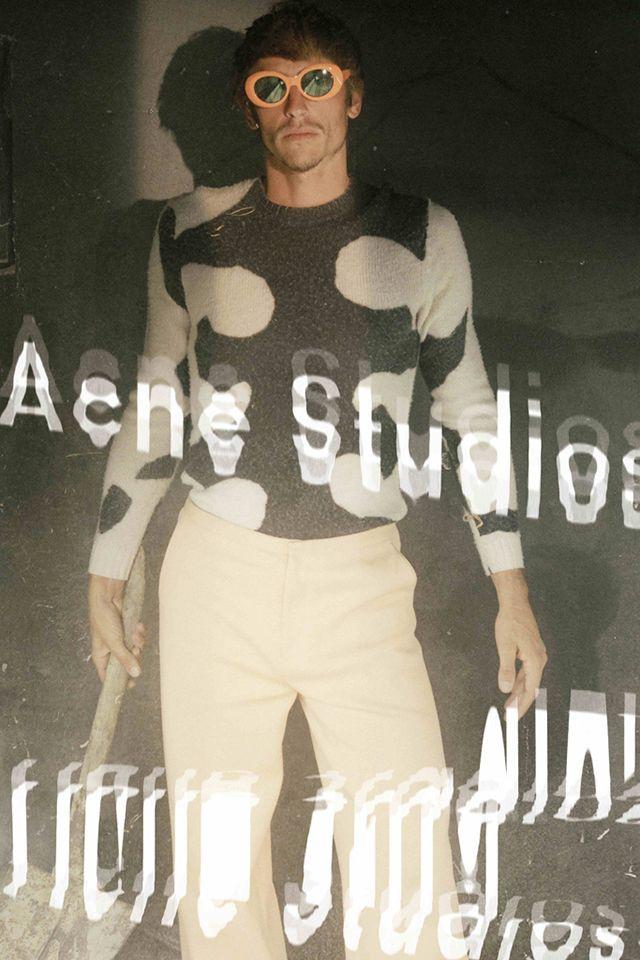 Первый пошел: фотограф Дэвид Симс снял мужскую рекламную кампанию для Acne Studios (фото 1)