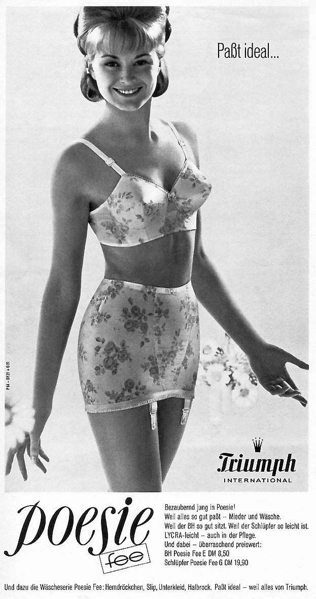17 Best Images About 1960s Lingerie On Pinterest 1960s