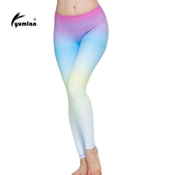 Fitness Printed Leggings